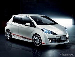 Toyota Vitz G Sports To Be Released In October 2011 Providecars