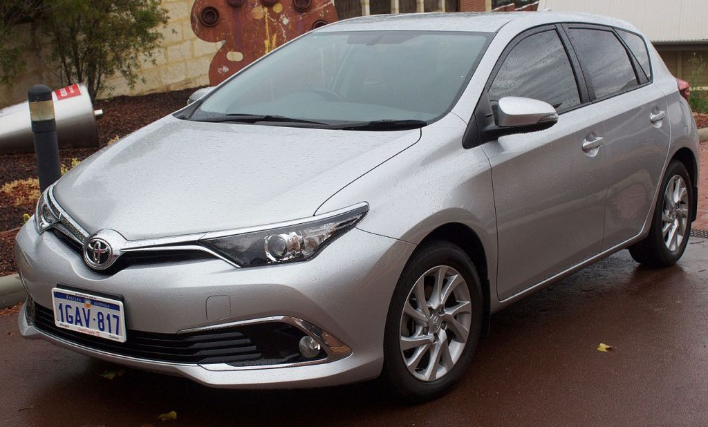 Toyota Blade Review Providecars